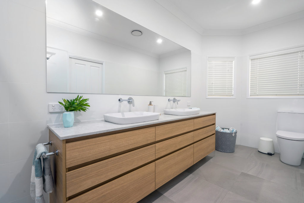 Bathroom styling trends for winter 2019