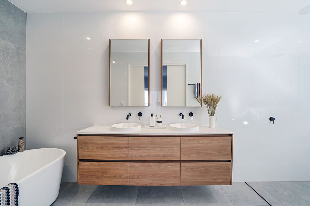 A sneak peek at the biggest bathroom trends 2020 has in store for us!