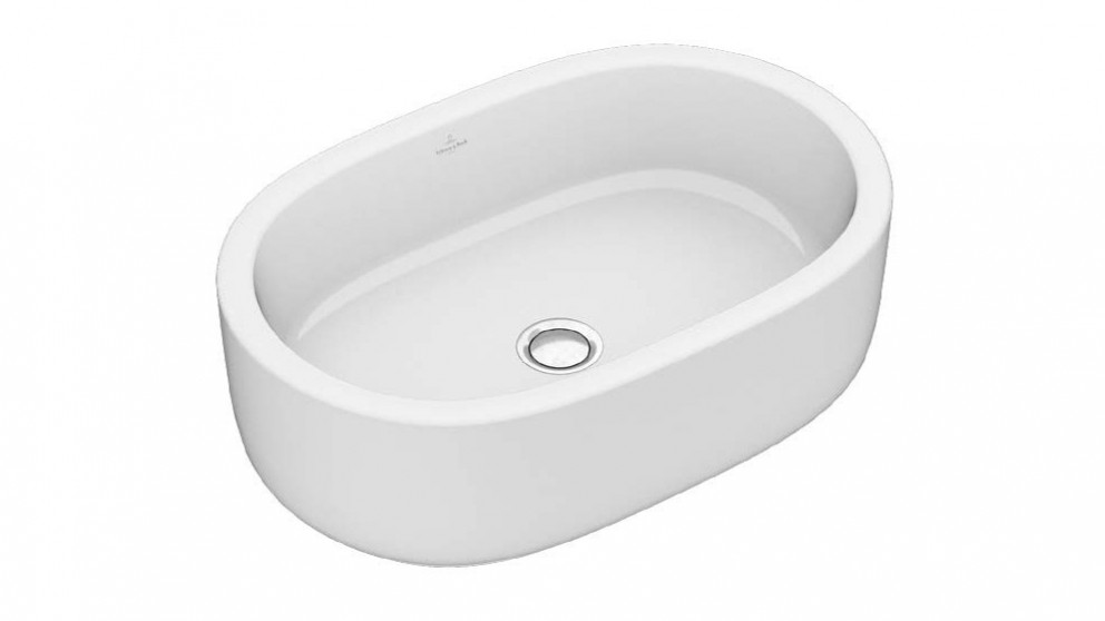 villeroy & boch basin for bathroom renovation