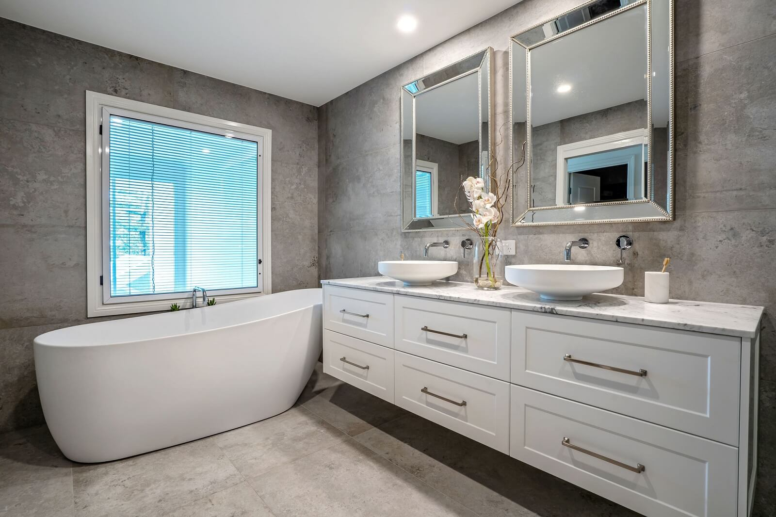 Why get a professional for bathroom renovations?