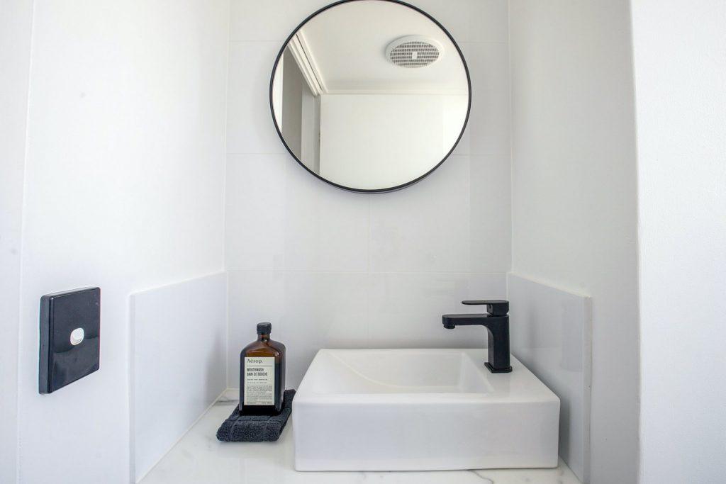 powder room bathroom renovations