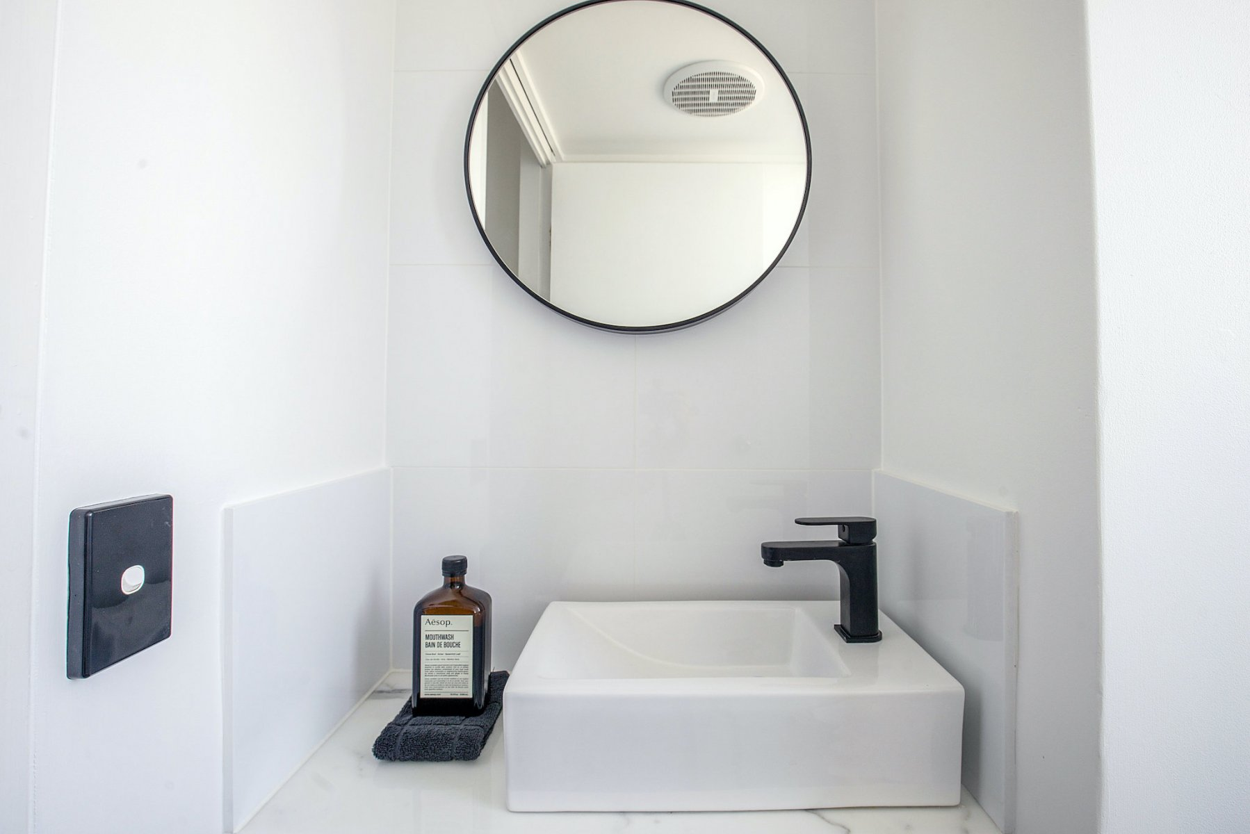 Why a powder room is the perfect addition to any home